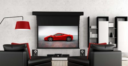 Screen Innovations 3 SERIES MOTORIZED EX