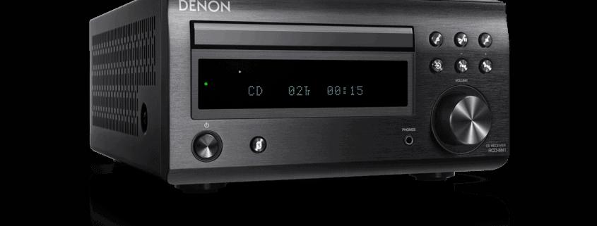 Denon D-M41 HiFi-System M-Serie
