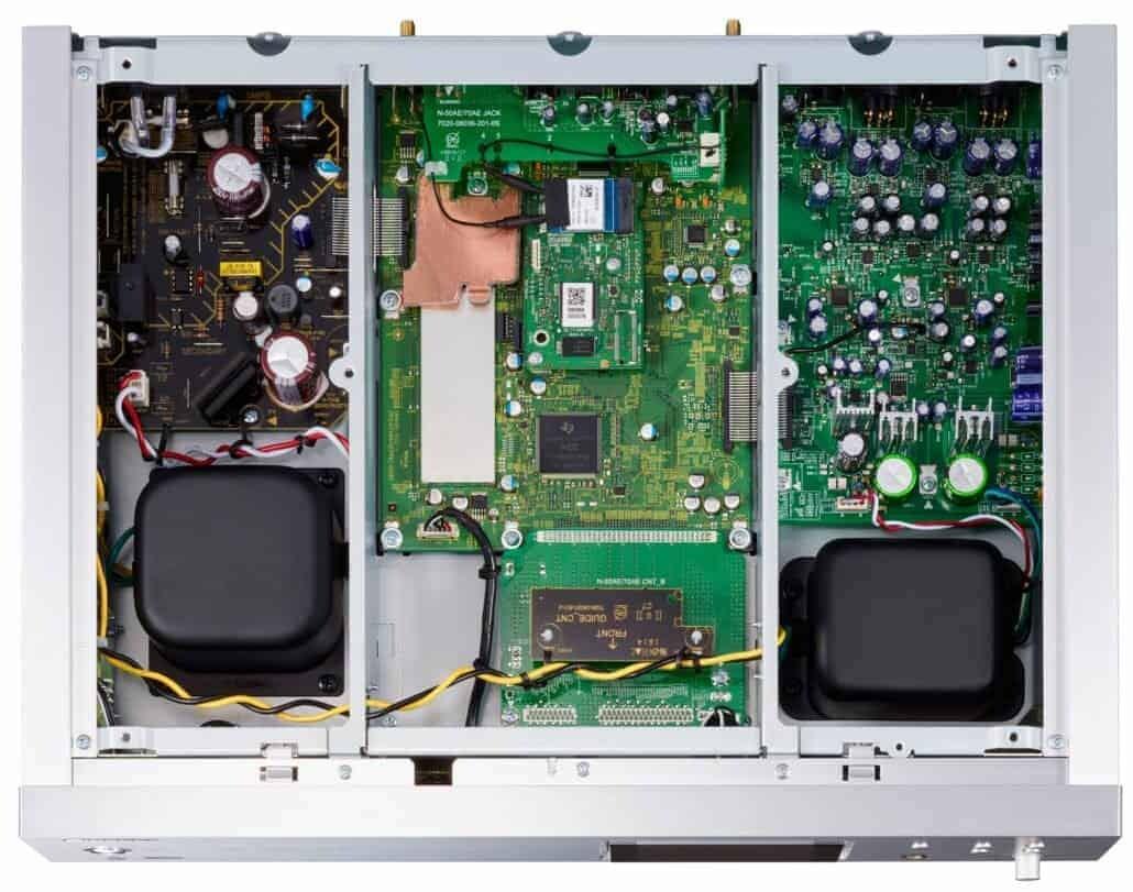 Pioneer Pure Audio Netzwerkspieler N-70AE