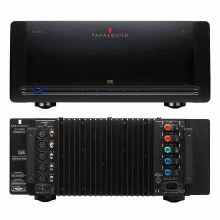 Parasound A51 Mehrkanal Verstärker THX Ultra2