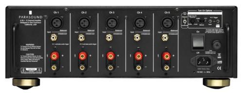 Parasound A52+ Mehrkanal Verstärker THX Ultra2