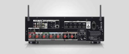 Denon AVR-X1400H 7.2-KANAL-VERSTÄRKER