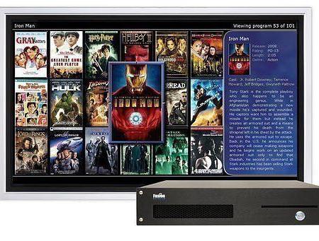 Fusion Research Genesis MKII Movie Server