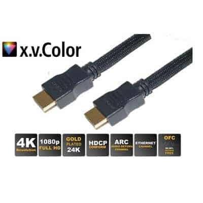 Bison Premium HDMI Kabel