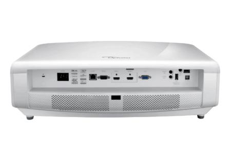 Optoma UHD550x Rückseite