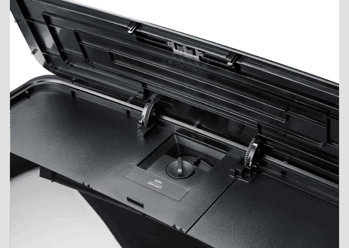 Optoma UHD65 lensshift