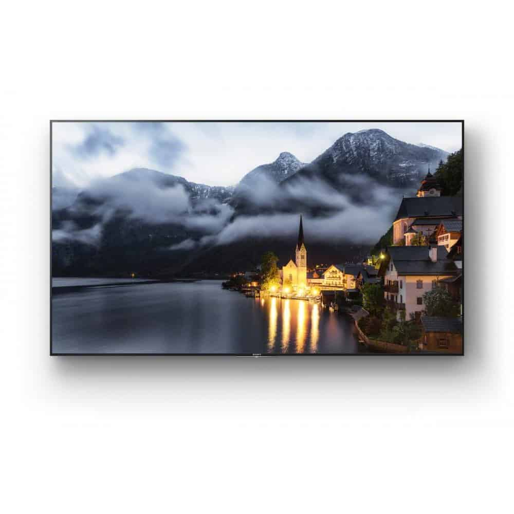 "FW-75XE9001 75"" BRAVIA 4K HDR Professional Displays"