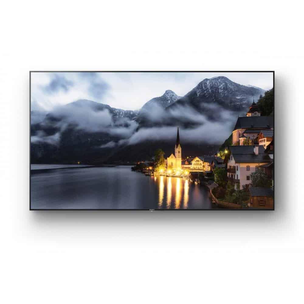 "FW-75XE9001 75"" BRAVIA 4K HDR Professional Displays"