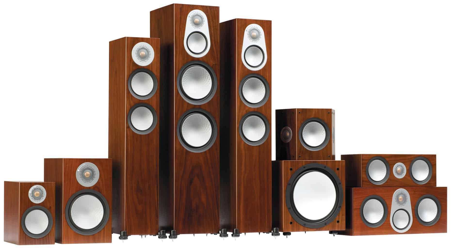 Monitor Audio Silver 6G Gruppe