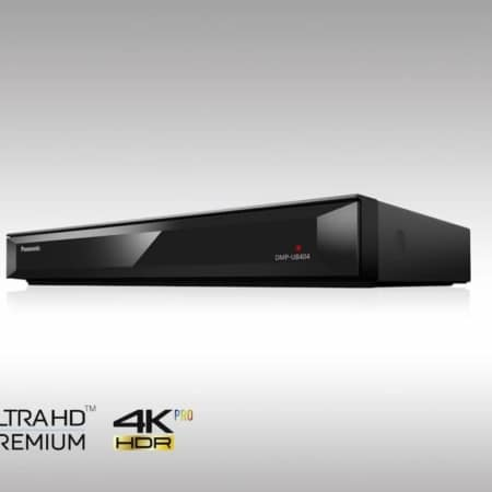 Panasonic DMP-UB404 UHD Blu-Ray Player