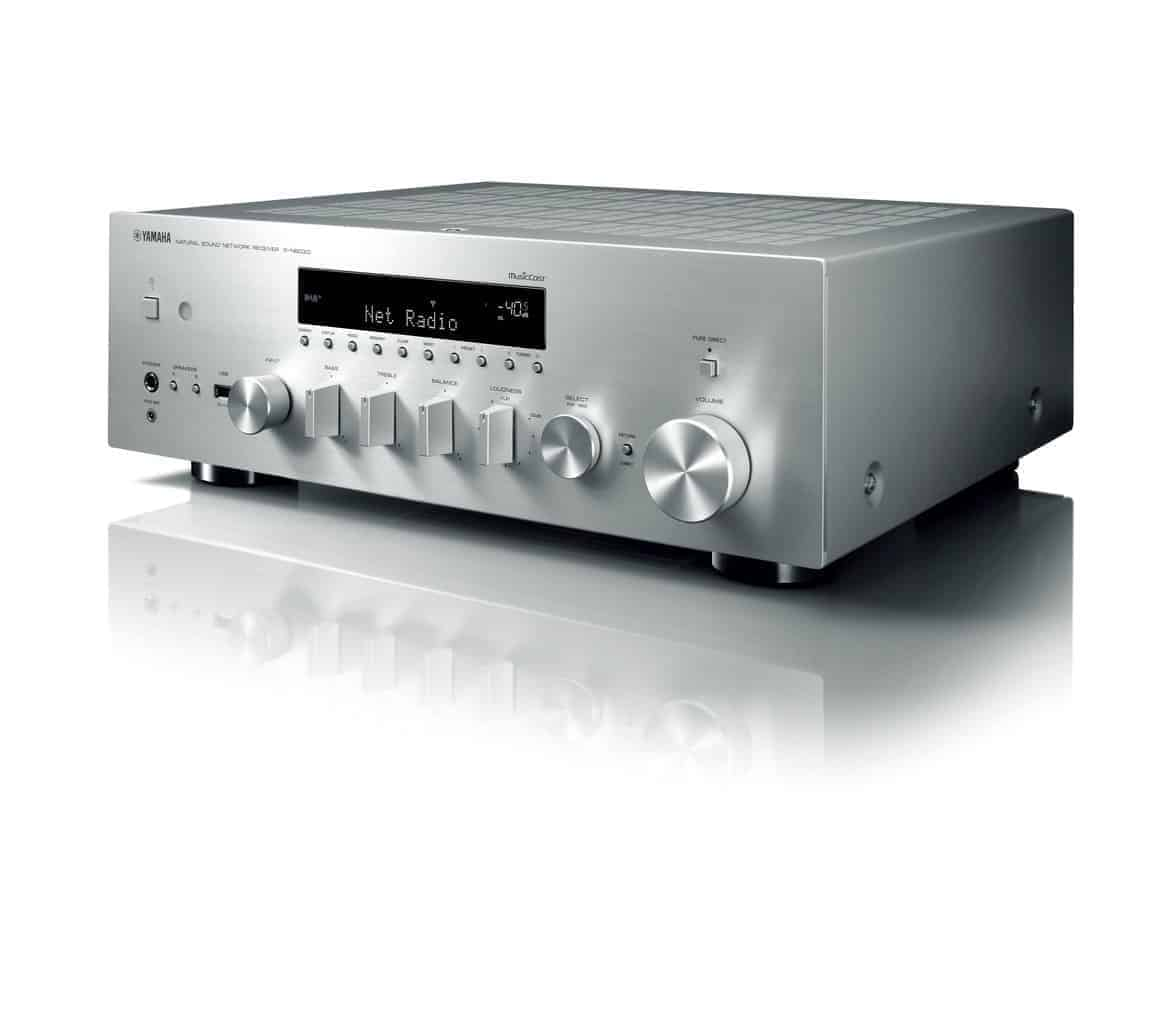 yamaha r n803d hi fi receiver heimkinopartner. Black Bedroom Furniture Sets. Home Design Ideas