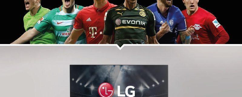 Ein Jahr DAZN-Sport-Streaming für Käufer von LG Premium-TVs