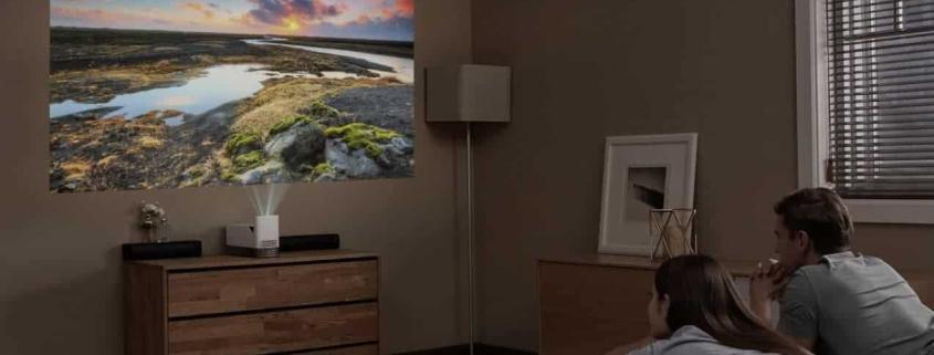 Neuheit: LG Allegro HF85JS UST LASER Projektor
