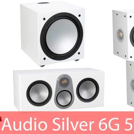 Monitor Audio Silver G6 FX