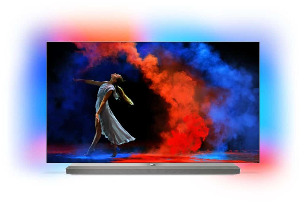"Der neue Philips 65"" OLED 9er Serie-TV"