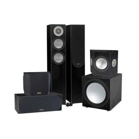 Monitor Audio Silver Cinema 200 5.1 Bundle