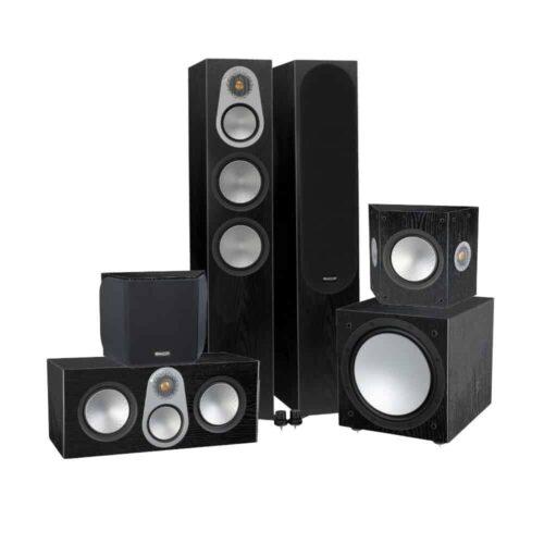Monitor Audio Silver Cinema 300 5.1 Bundle