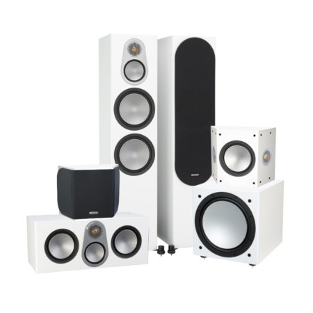Monitor Audio Silver Cinema 500 5.1 Bundle
