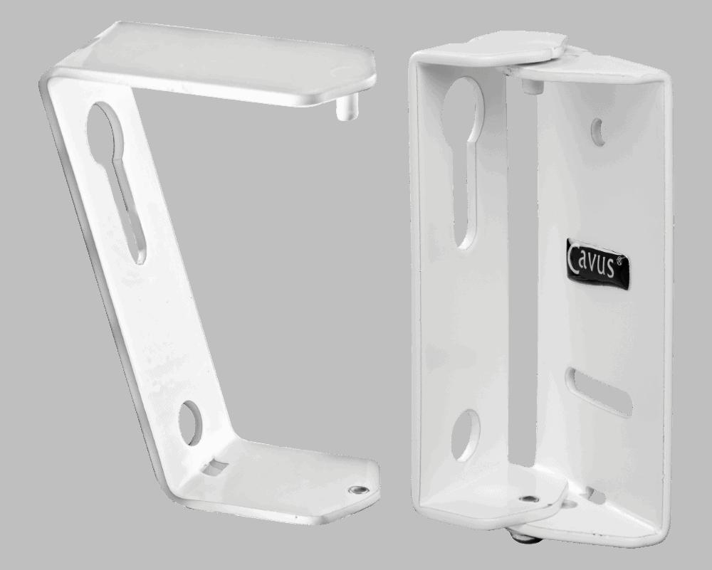 Cavus Wandhalter für Denon HEOS 1 drehbar Weiß