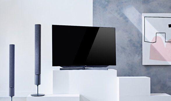 loewe bild7 oled tv heimkinopartner. Black Bedroom Furniture Sets. Home Design Ideas