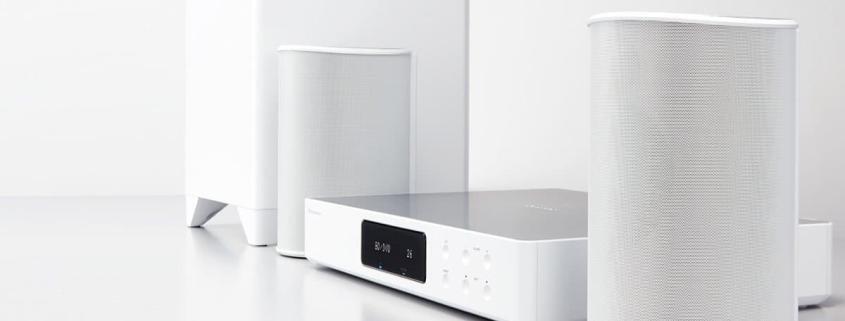 Pioneer und Onkyo Mulitroom Update FlareConnect