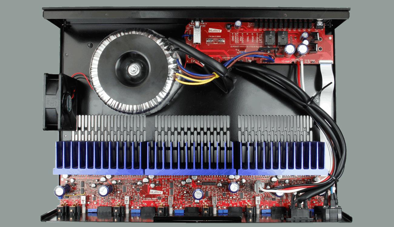 Hafler CI-1255E 12 Channel Multi-Zone Power Amp