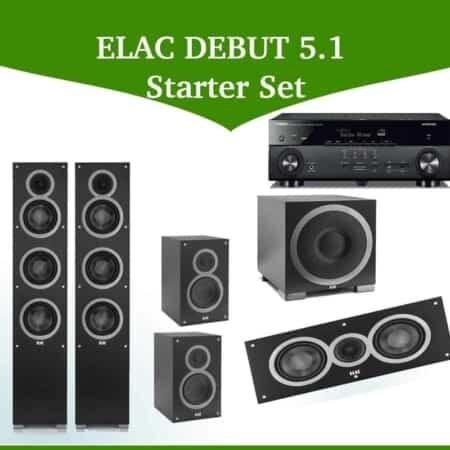 ELAC Debut Starter Set