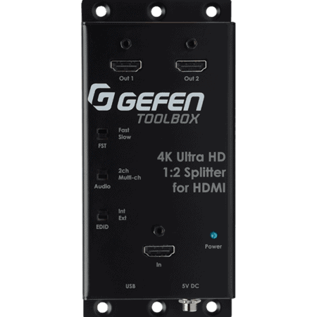 Gefen 4K Ultra HD 1:2 Splitter for HDMI
