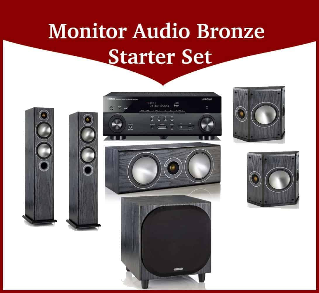 Monitor Audio Bronze 5.1 Starter Set