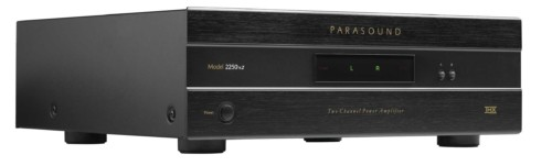 Parasound 2250 v.2 Two Channel Power Amplifier