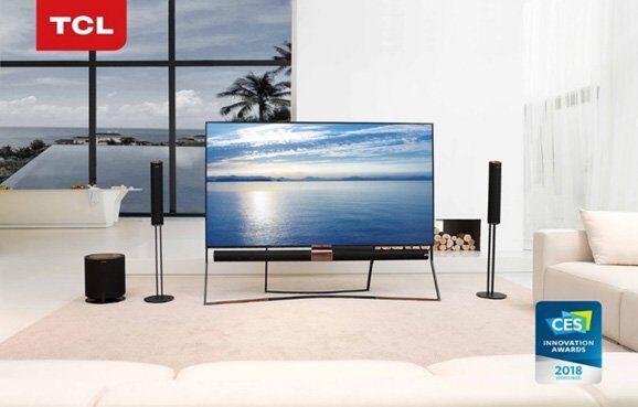 TCL präsentiert neues TV Produktportfolio für 2018