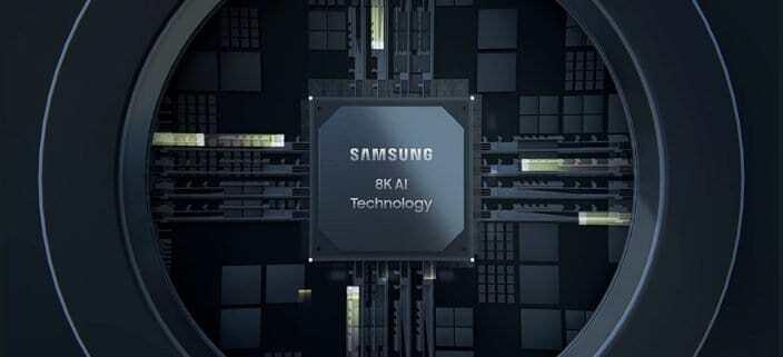 CES 2018: Wie die neue KI-Technologie von Samsung Video-Inhalte auf 8K umwandelt