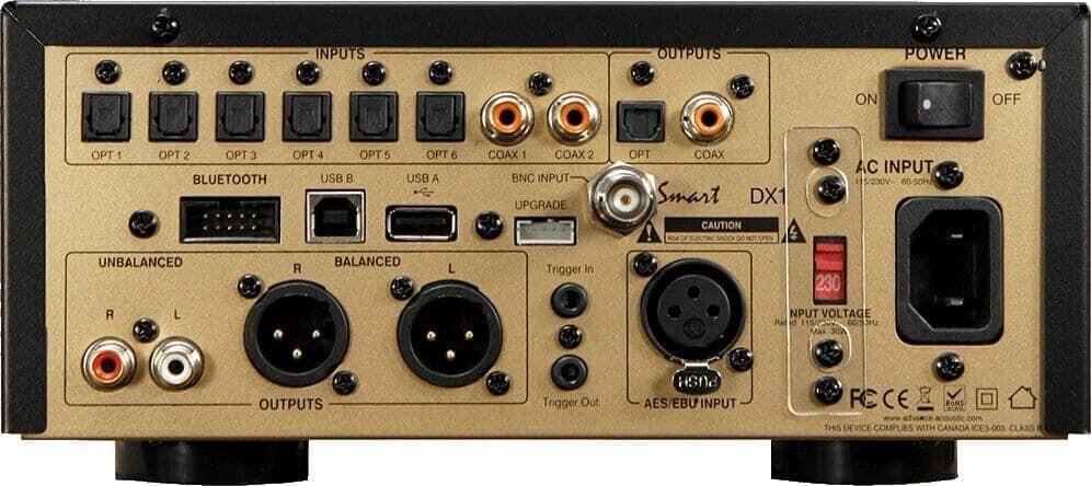 Advance Acoustic DX1