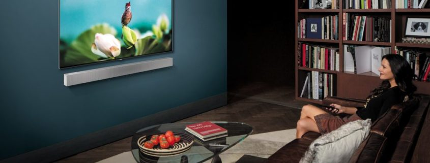 Neue Premium Lifestyle Soundbar NW700 Sound+