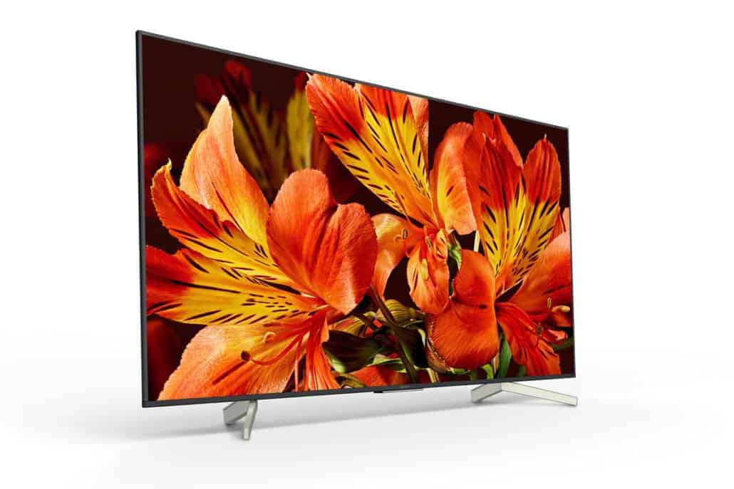 Sony TV Line Up 2018 - OLED und LCD 4K HDR Fernseher Sony XF85
