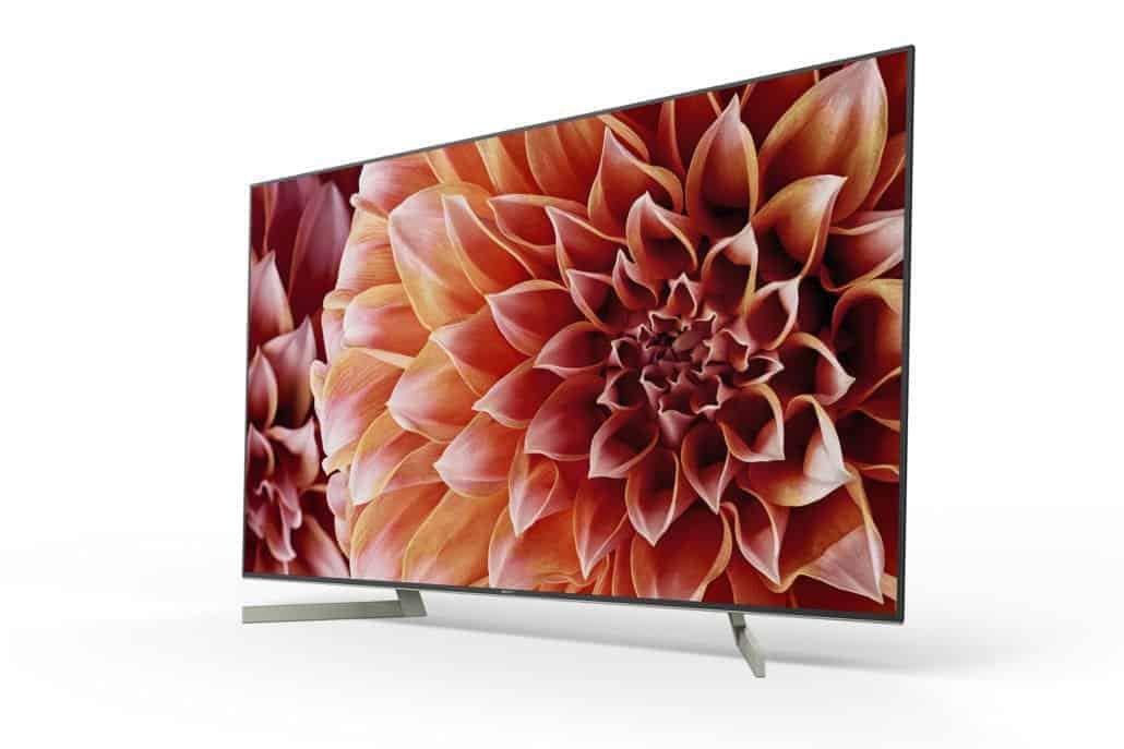 Sony TV Line Up 2018 - OLED und LCD 4K HDR Fernseher Sony XF90