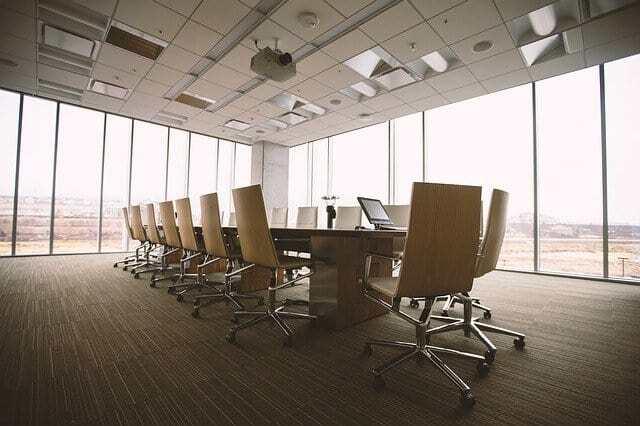 Konferenzraum Technik