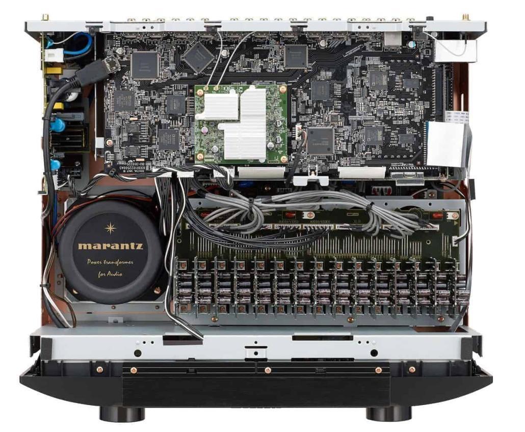 Marantz enthüllt neuen AV-Vorverstärker: AV8805