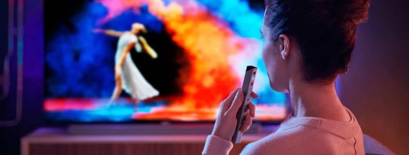 Philips TVs 2018 unterstützen den HDR10+