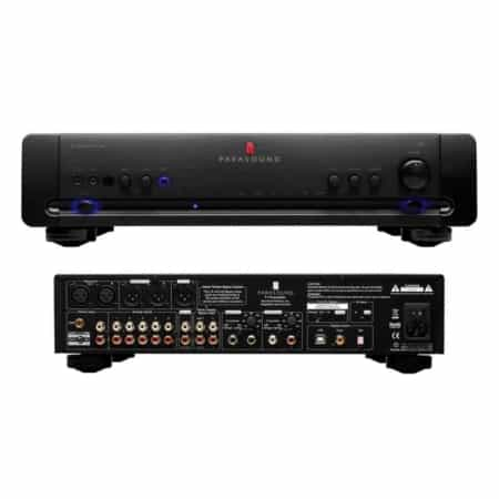 Parasound P5 2.1 Channel Stereo Preamplifier
