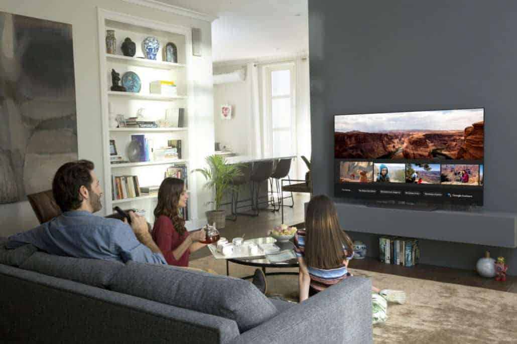 Neue LG OLED-Fernseher 2018