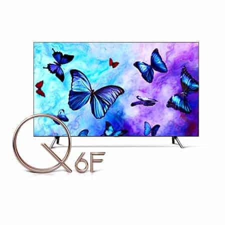 Samsung QN55Q6FN QLED 4K TV