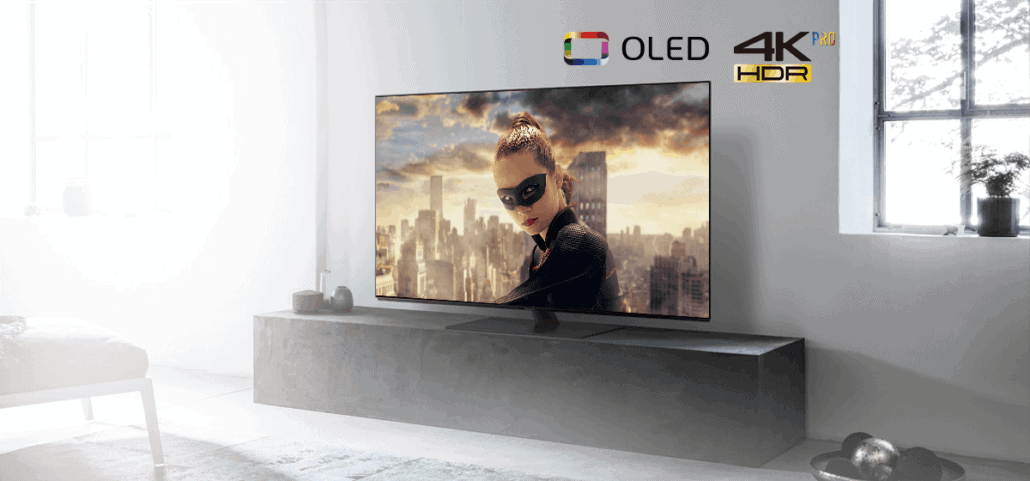Panasonic TX-55FZW804 4K OLED TV