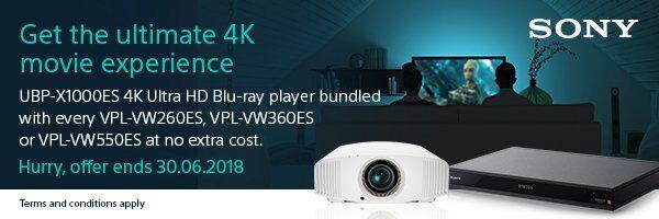 Sony 4K UHD Bundle