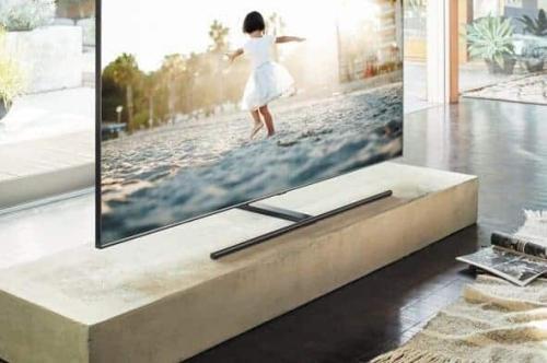 Samsung QE75Q9FN QLED 4K TV
