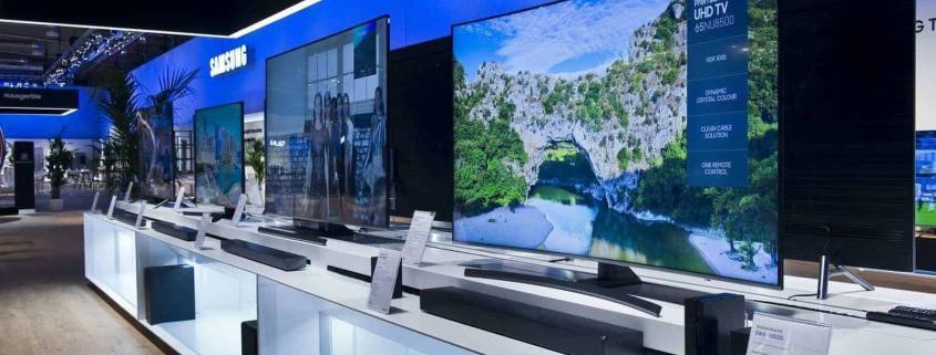 amsung UHD TVs 2018 HDR10+ und intelligentem Design