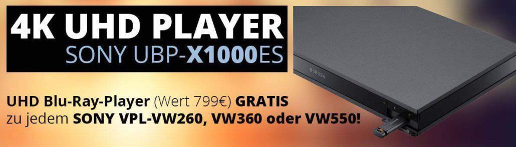 Sony VPL-VW260