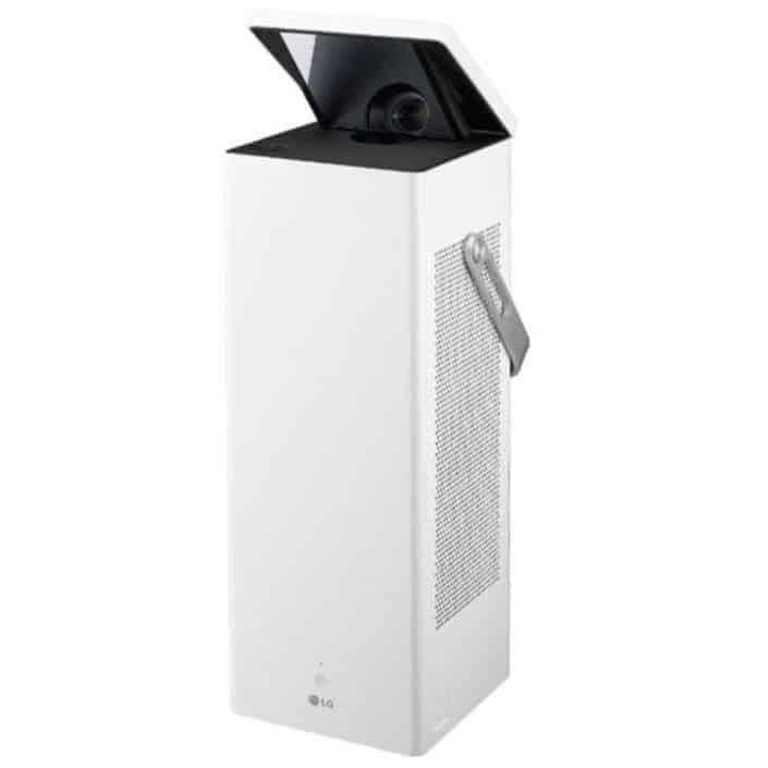 LG Presto HU80KSW CineBeam Laser 4K Projektor