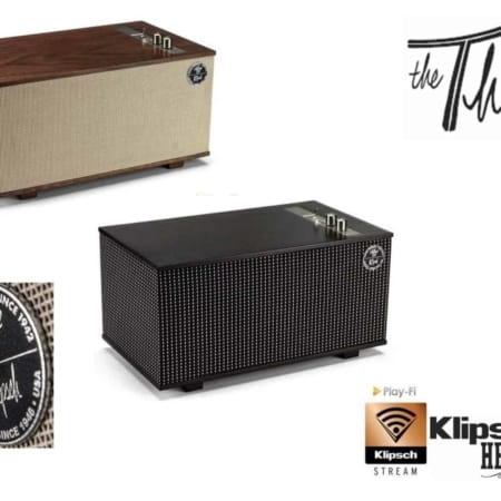 Klipsch The Capitol Three