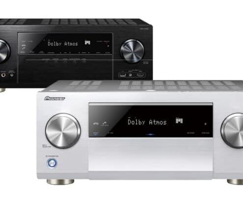 Pioneer VSX-LX503 und VSX-LX303: Zwei neue Multi-Room AV-Receiver